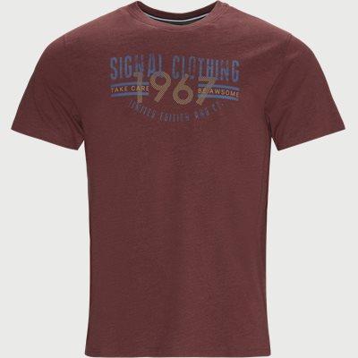 T-shirts | Bordeaux
